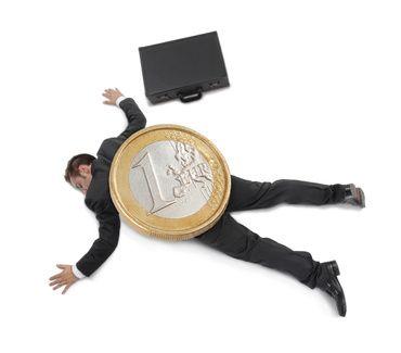 aplastado por las deudas - concurso de acreedores para liberarse