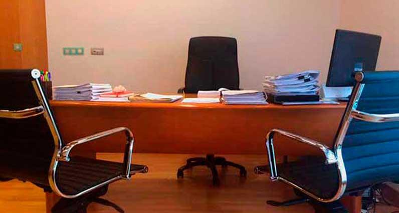 ampliacion del despacho de Navarro Abogados Coruña