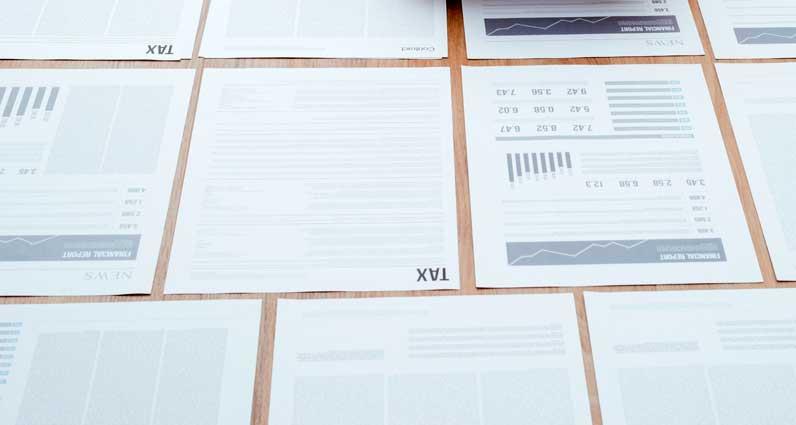 La forma en el informe de la administración concursal
