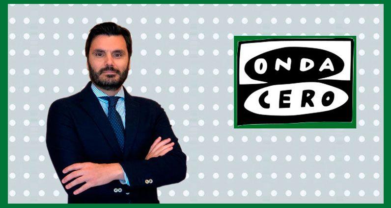 Entrevista a Alejandro Navarro en Onda Cero