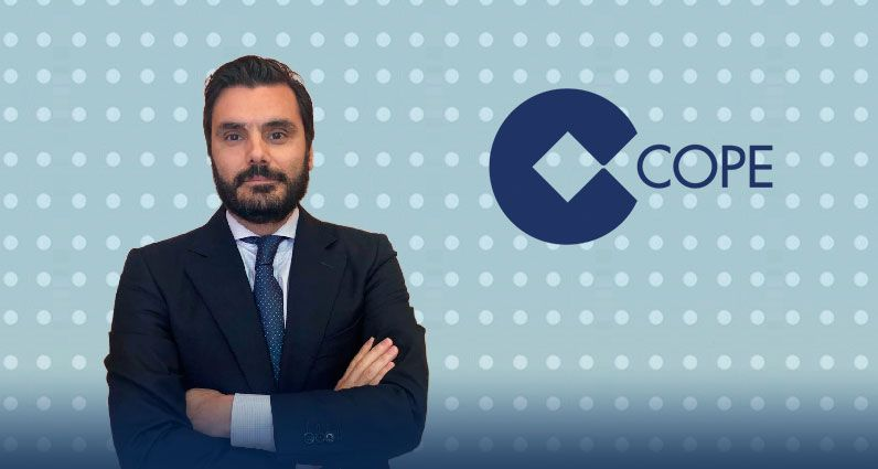 Entrevista a Alejandro Navarro en la Cadena Cope