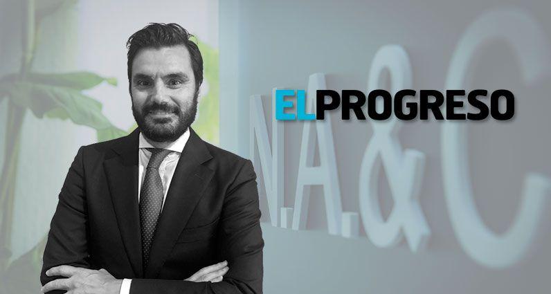Entrevista a Alejandro Navarro en el diario El Progreso de Lugo acerca de la profesionalización de empresas familiares