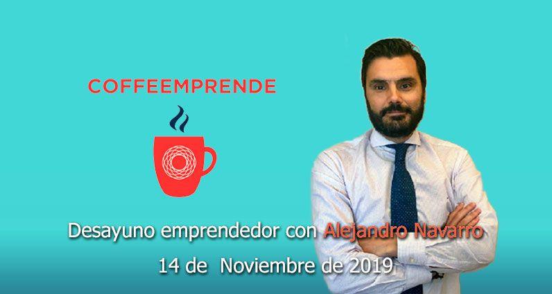 Desayuno emprendedor con Alejandro Navarro