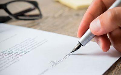 Ley 9/2017, de 8 de noviembre, de contratos del sector público: desistimiento y resolución del contrato